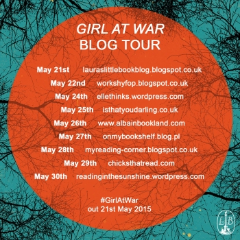 Blog Tour flyer