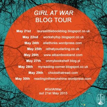 Blog Tour flyer